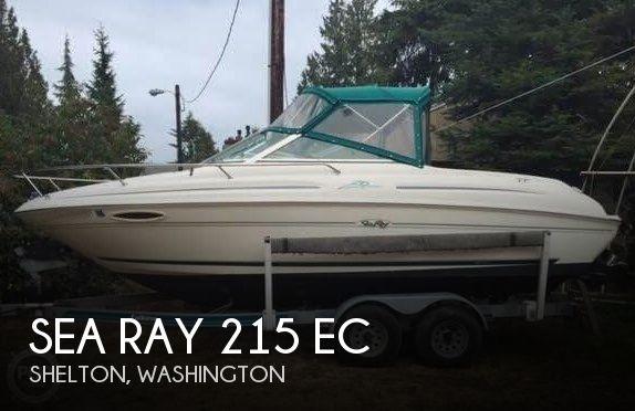 1997 Sea Ray 215 EC