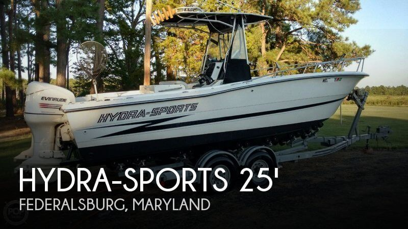 1992 Hydra-Sports 2500 CC