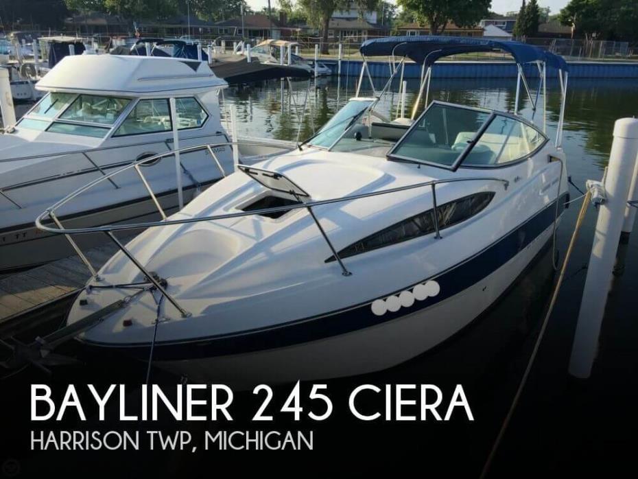 2008 Bayliner 245 Ciera