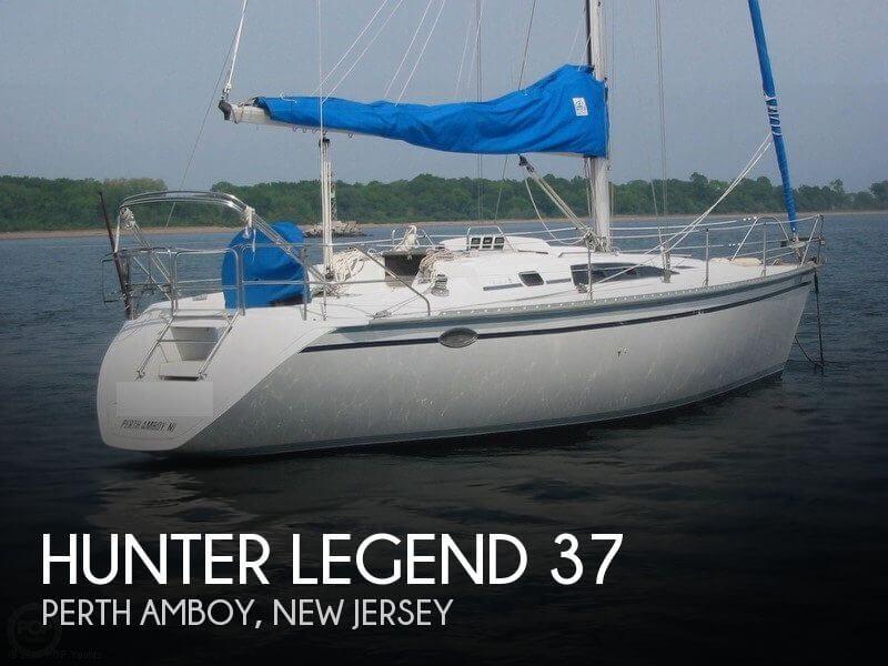 1987 Hunter Legend 37