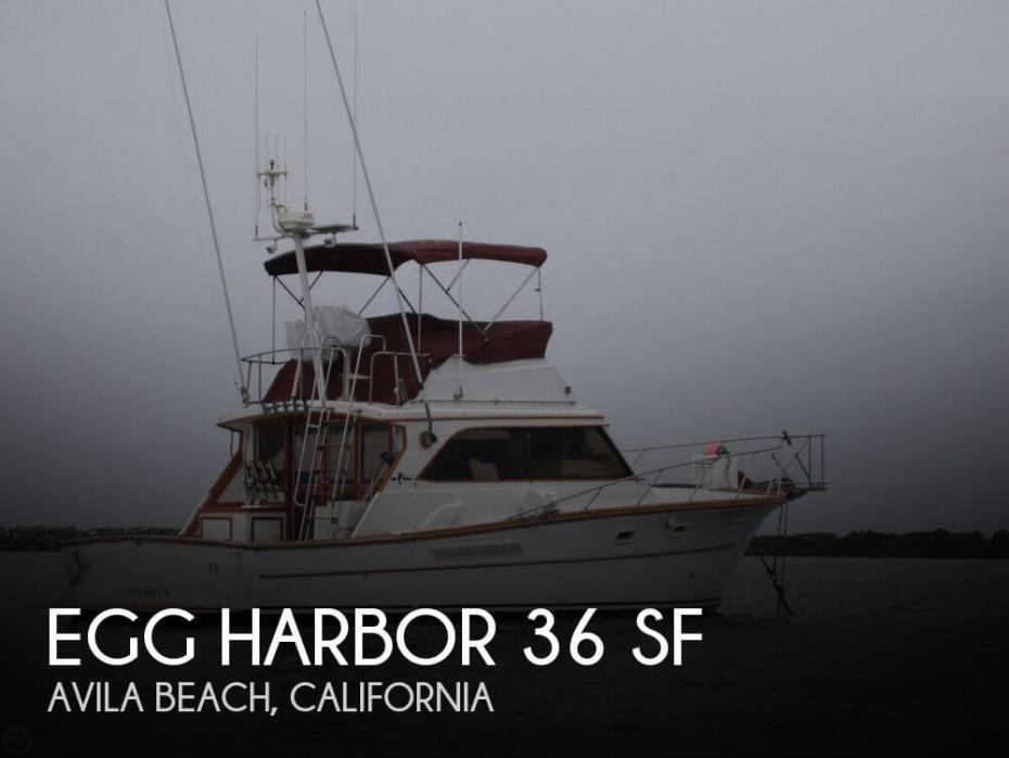 1979 Egg Harbor 36 SF