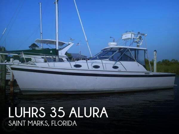 1988 Luhrs 35 Alura