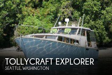 1968 Tollycraft Explorer