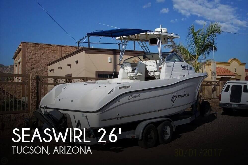 2006 Seaswirl 2601 Striper
