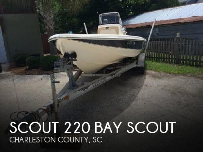 2007 Scout 220 Bay Scout