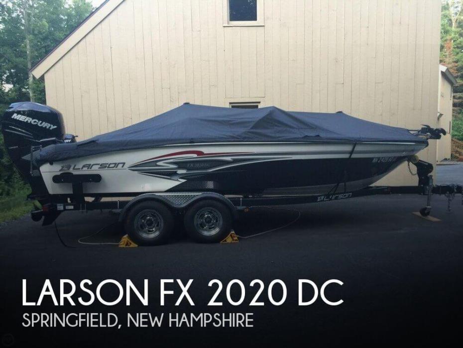 2013 Larson FX 2020 DC