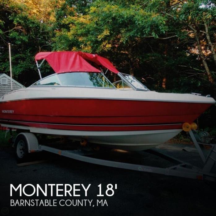2005 Monterey EDGE 180 FS