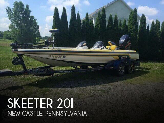 2006 Skeeter 20i