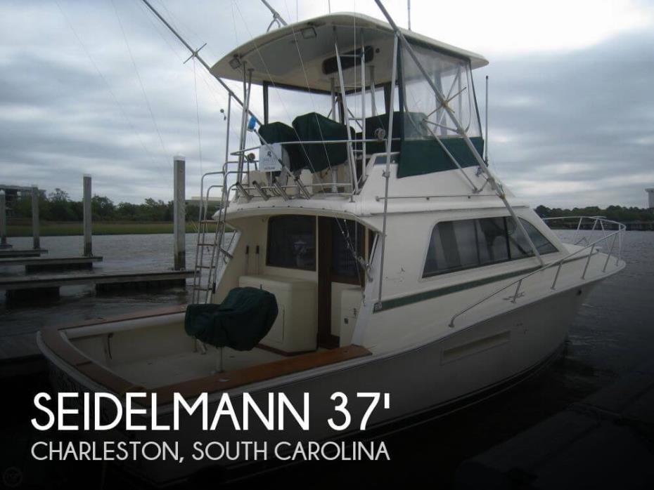 1991 Seidelmann 37 Pacemaker