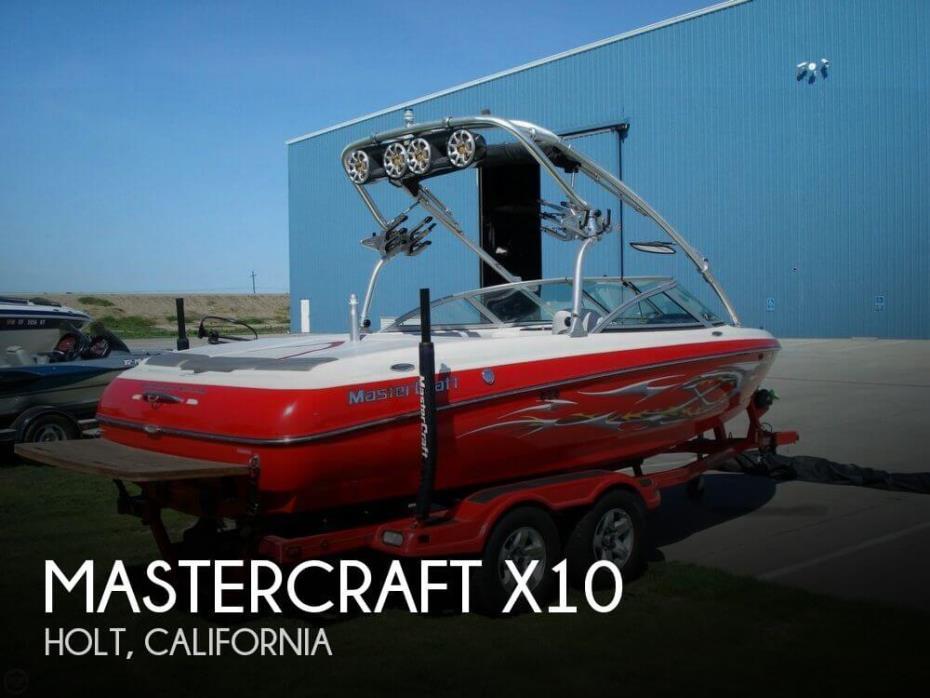 2006 Mastercraft X10