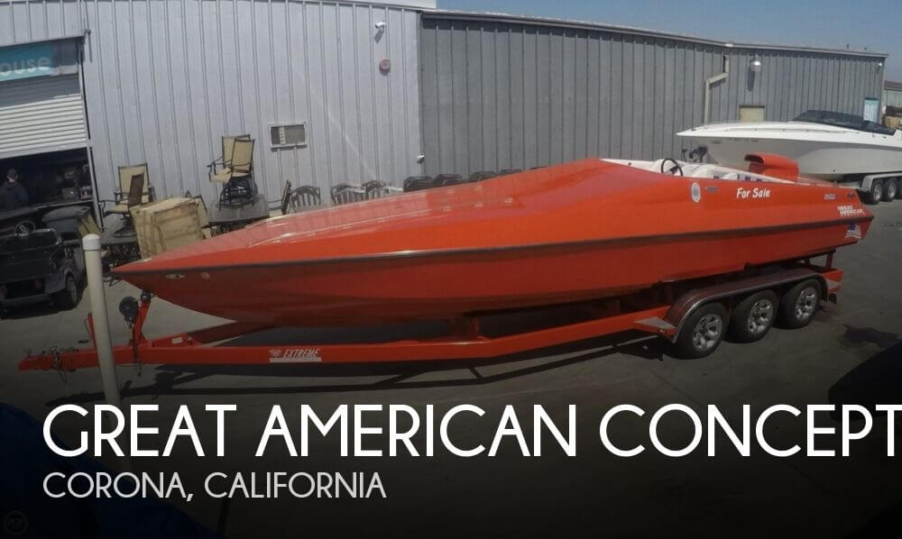 1998 Great American Concept 28