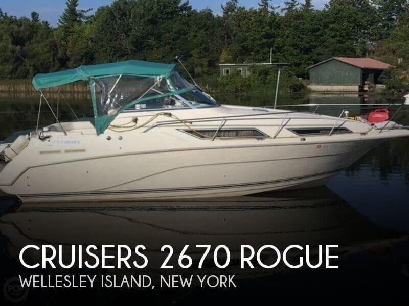 1994 Cruisers Yachts 2670 Rogue