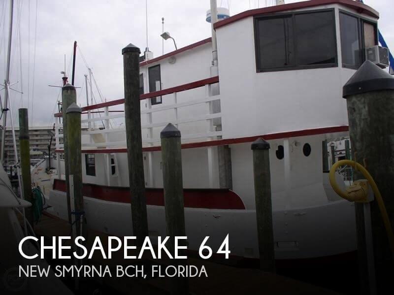 1923 Chesapeake 64
