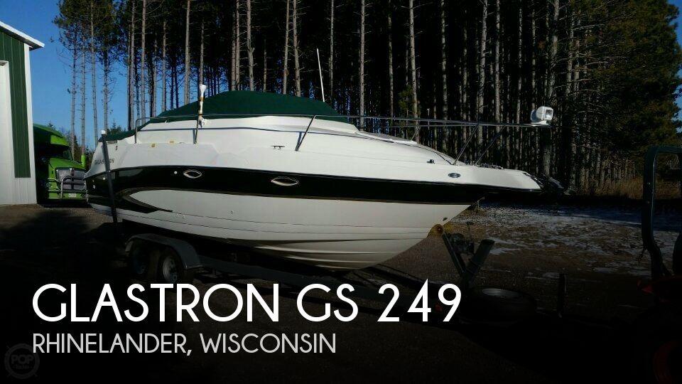2001 Glastron GS 249