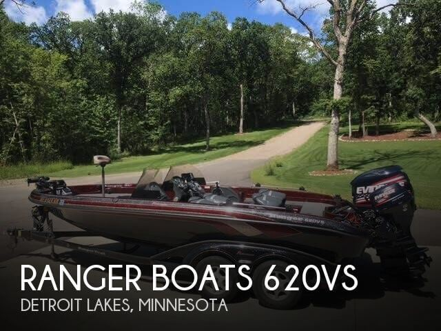 2006 Ranger Boats 620VS
