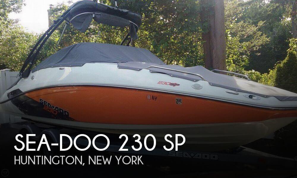 2012 Sea-Doo 230 SP