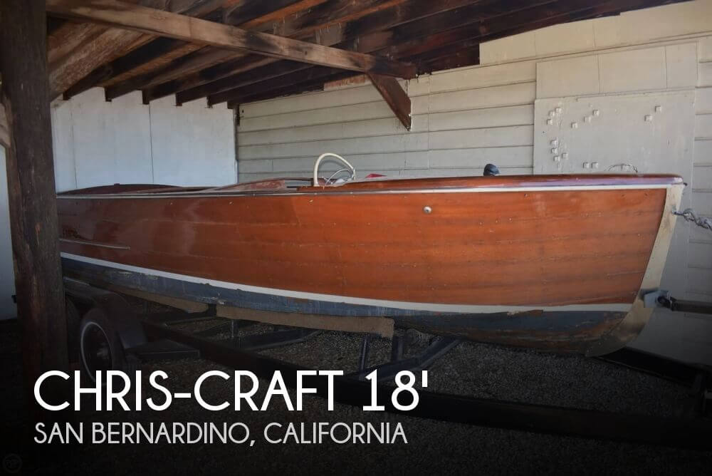 1945 Chris-Craft Sportsman 18