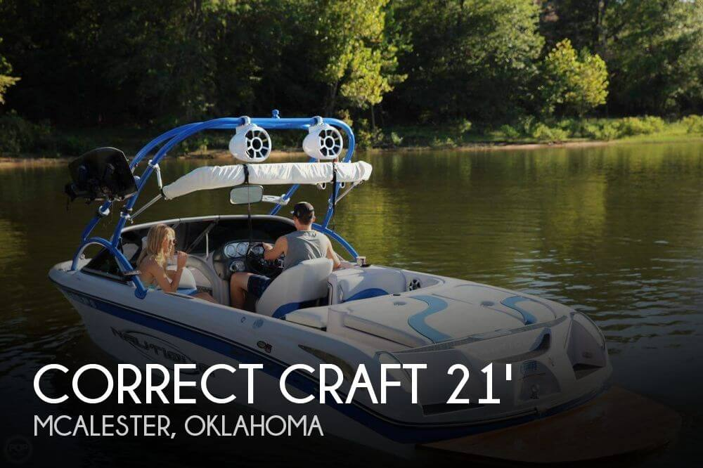 2004 Correct Craft Air Nautique SV 211