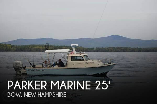 1989 Parker Marine 25 Sport Cabin