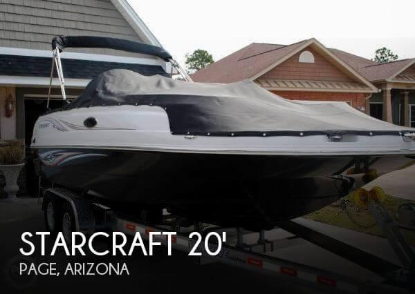 2013 Starcraft Coastal 2009