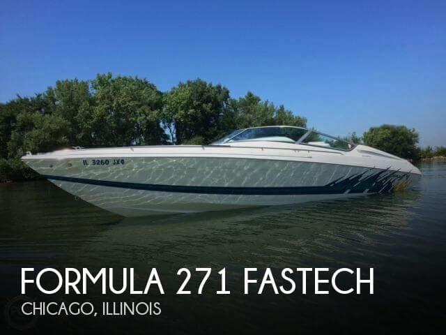1998 Formula 271 Fastech