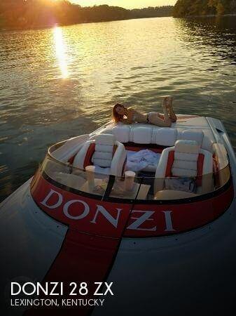 1999 Donzi 28 ZX