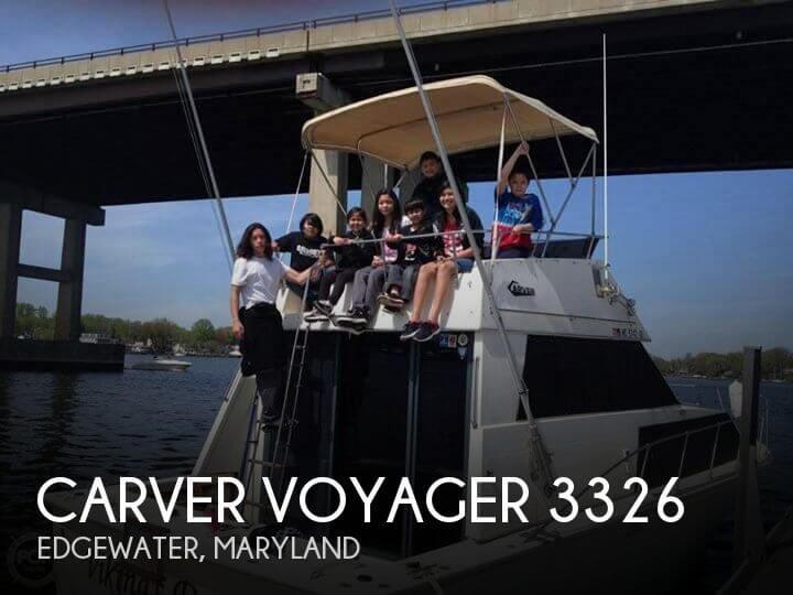 1979 Carver Voyager 3326