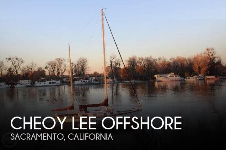 1979 Cheoy Lee Offshore