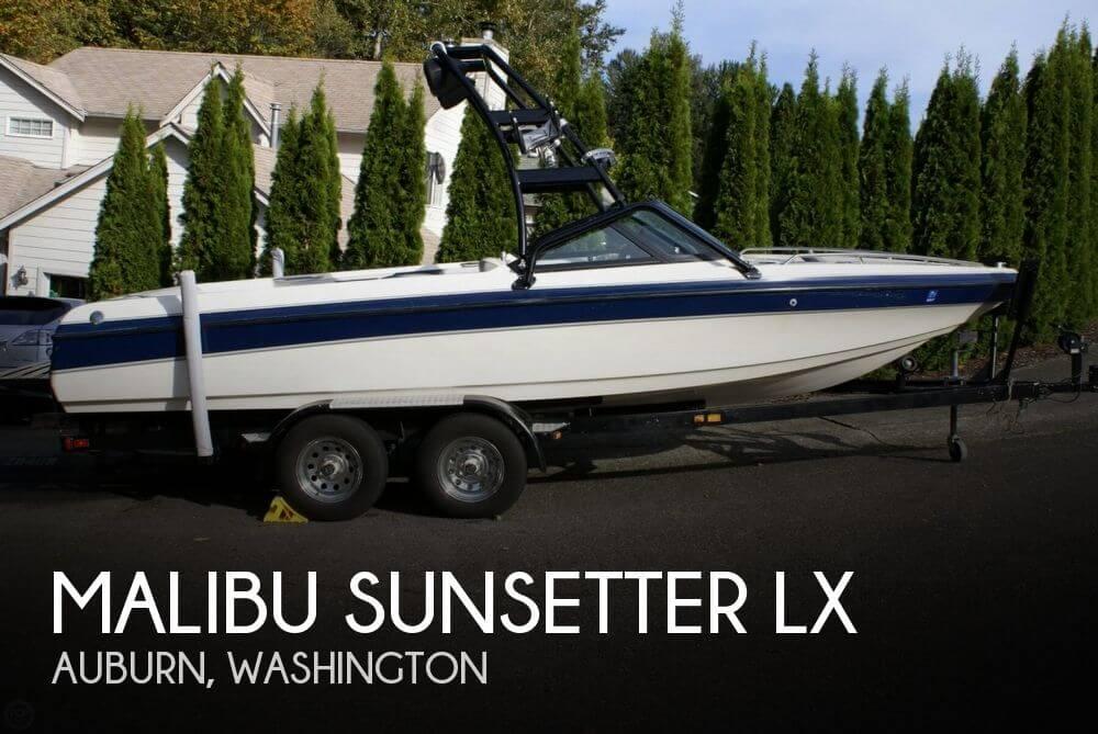 1997 Malibu Sunsetter LX