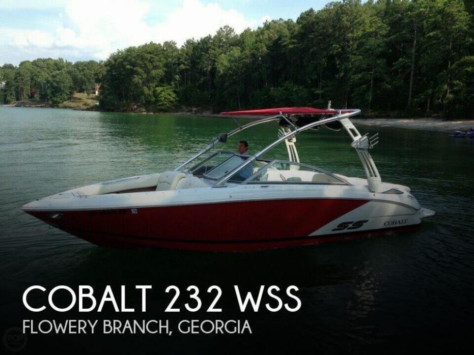 2009 Cobalt 232 WSS