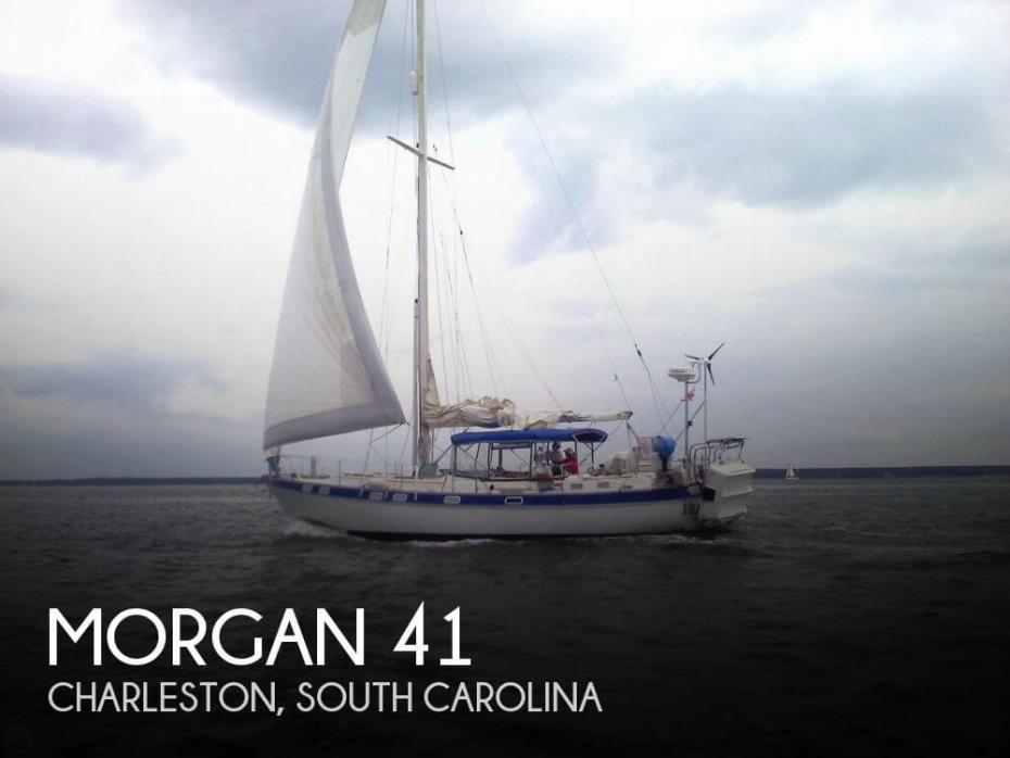 1988 Morgan 41