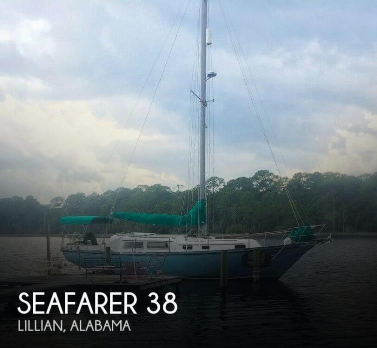 1973 Seafarer 38