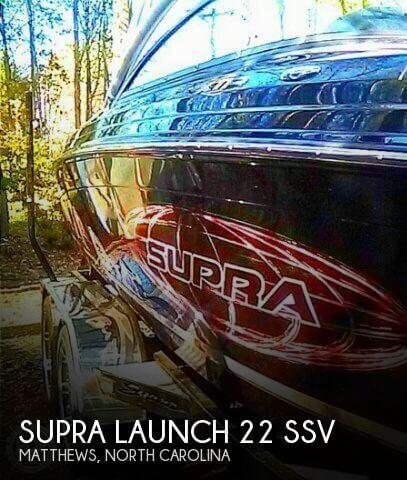 2009 Supra Launch 22 SSV