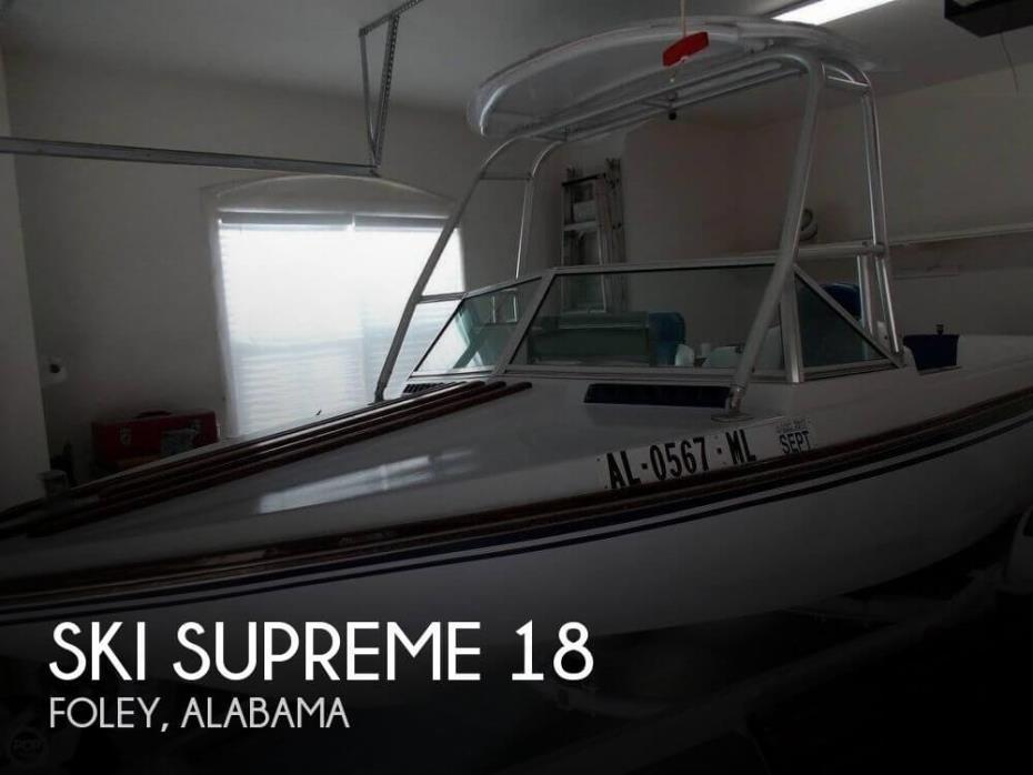 1983 Ski Supreme 18
