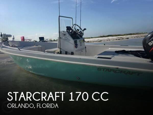 2015 Starcraft 170 CC
