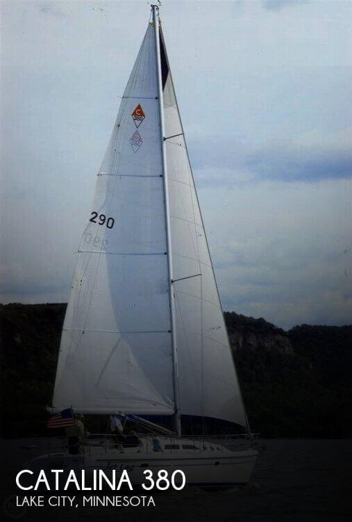 2001 Catalina 380