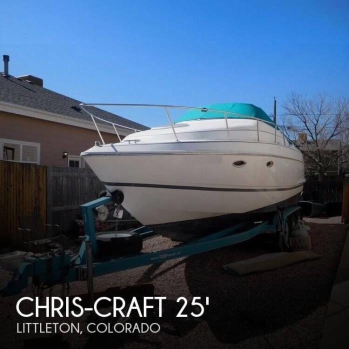1994 Chris-Craft 26 Crowne