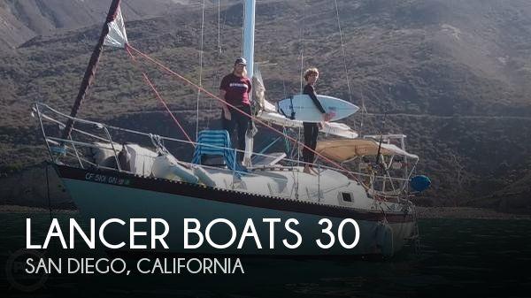 1978 Lancer Boats 30