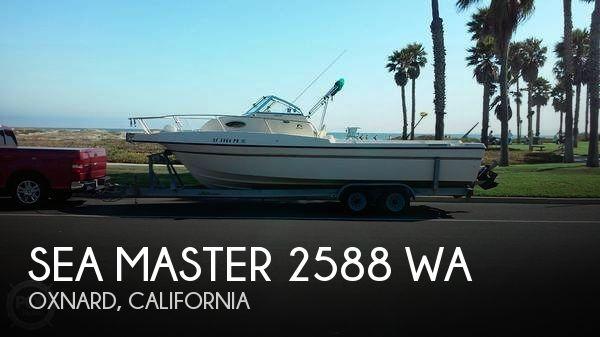 1998 Sea Master 2588 WA