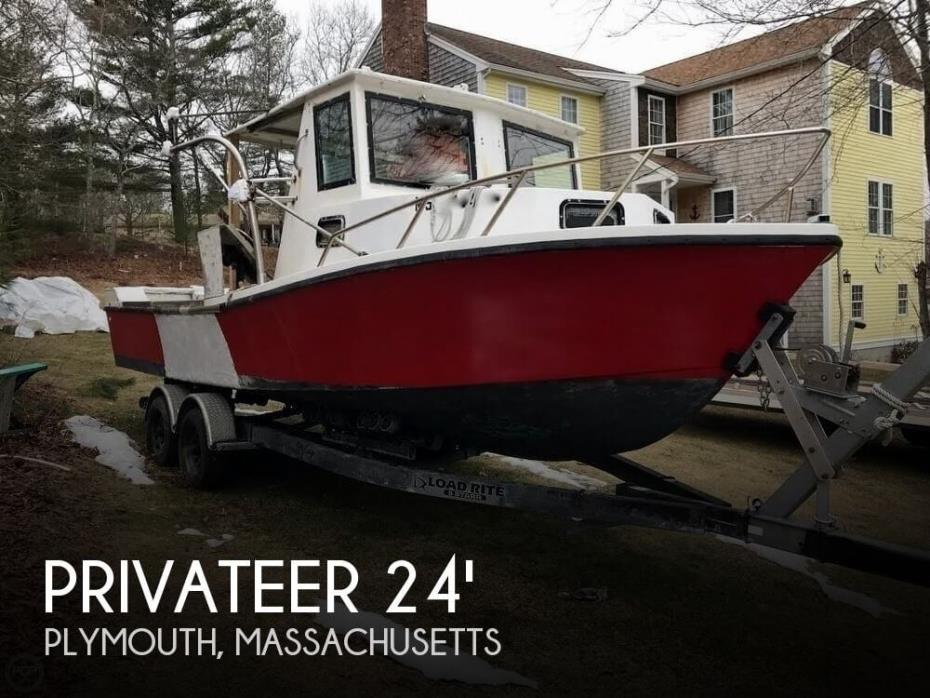 1985 Privateer Renegade 24