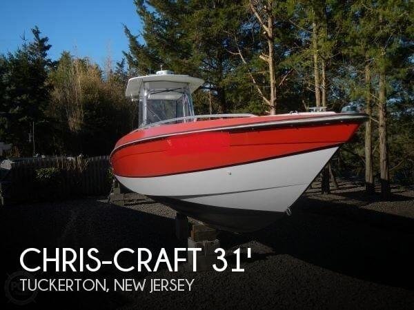 1987 Chris-Craft Scorpion 313