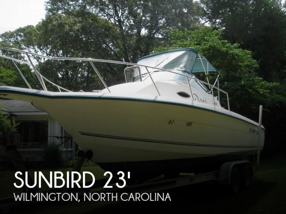1997 Sunbird Neptune 230 WA