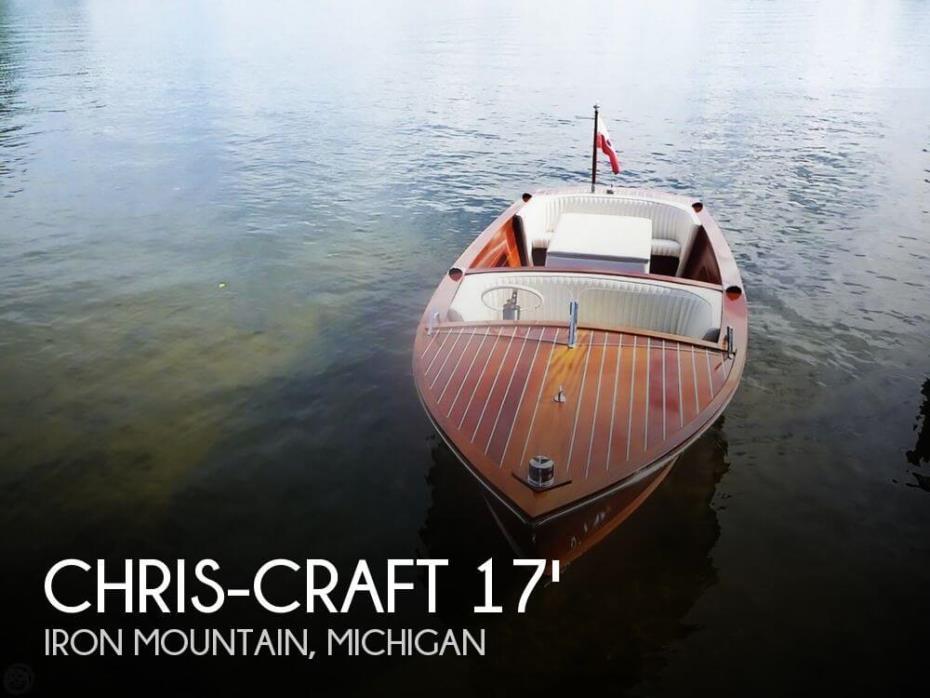 1957 Chris-Craft 17 Cavalier