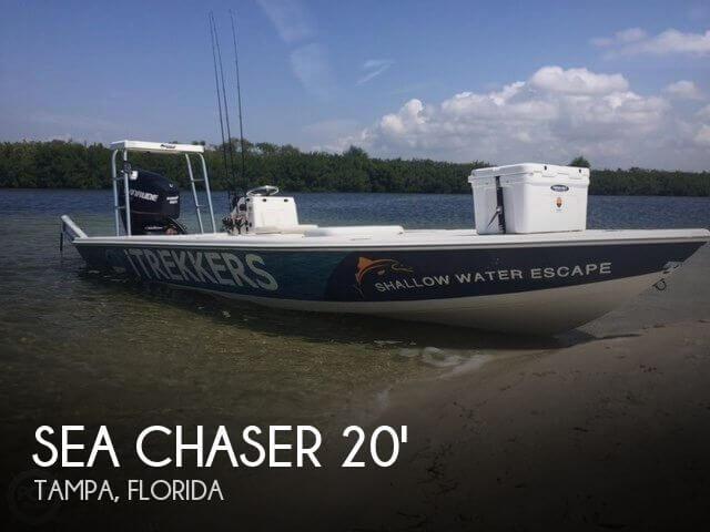 2008 Sea Chaser 200 Flats
