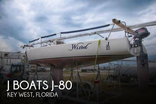 2006 J Boats J-80