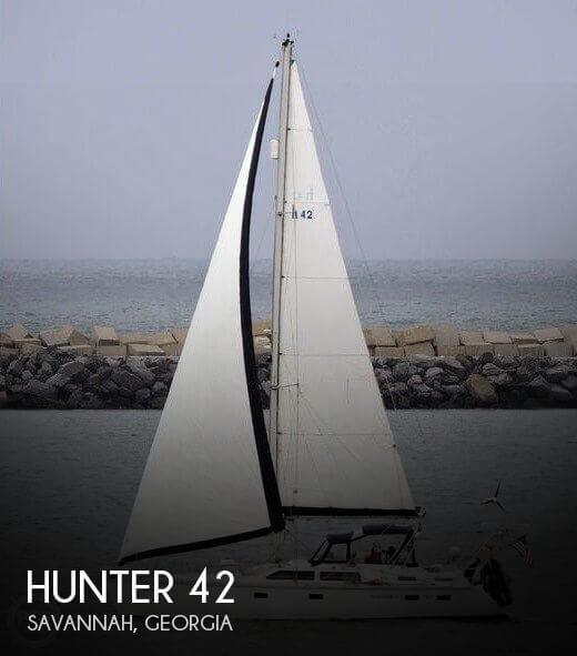 1993 Hunter 42