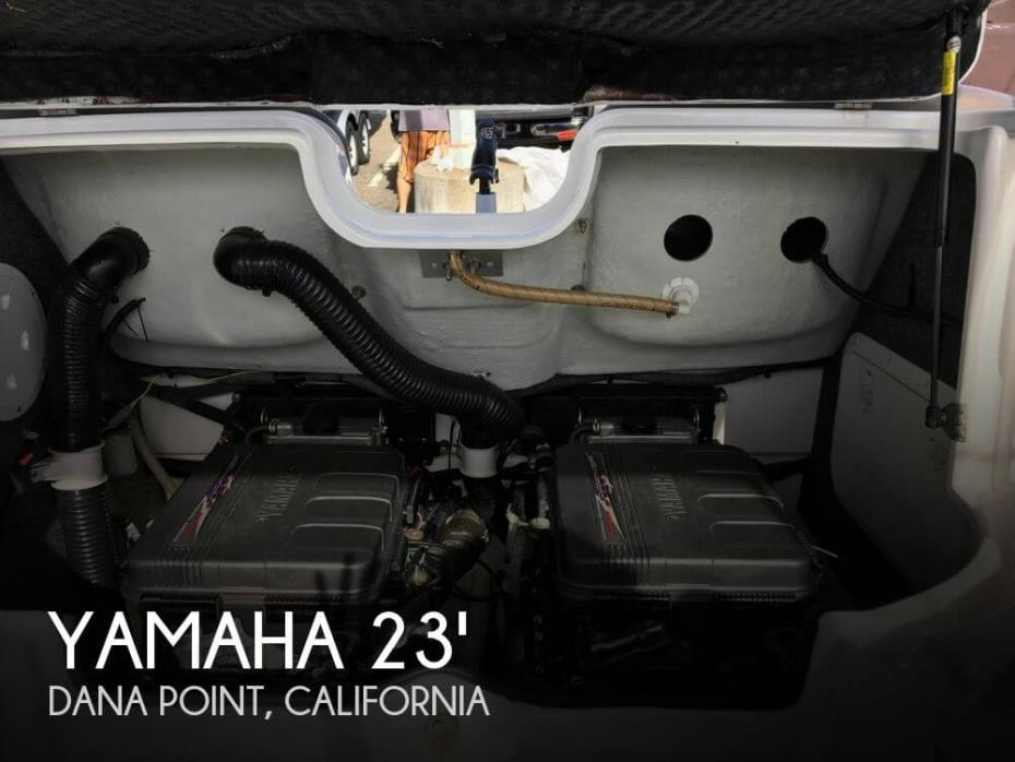 2007 Yamaha SX230 High Output