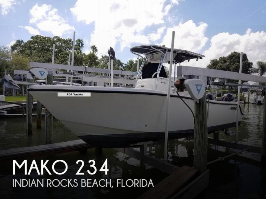 2006 Mako 234