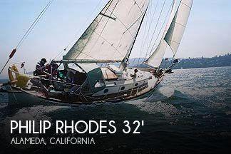 1977 Philip Rhodes Traveller 32