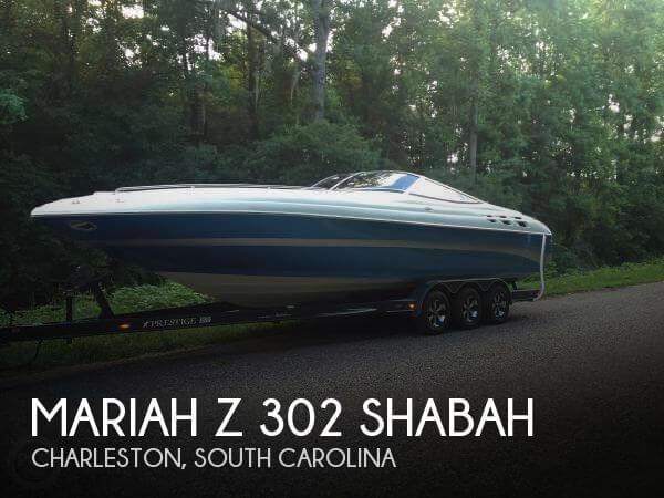 2001 Mariah Z 302 Shabah